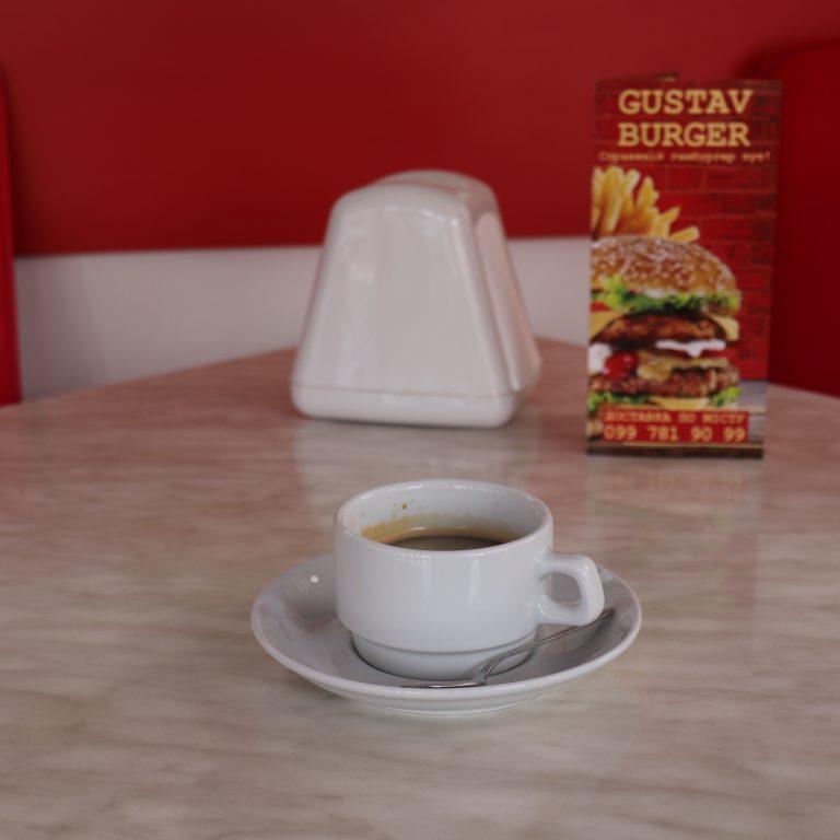 Кава без кофеїна