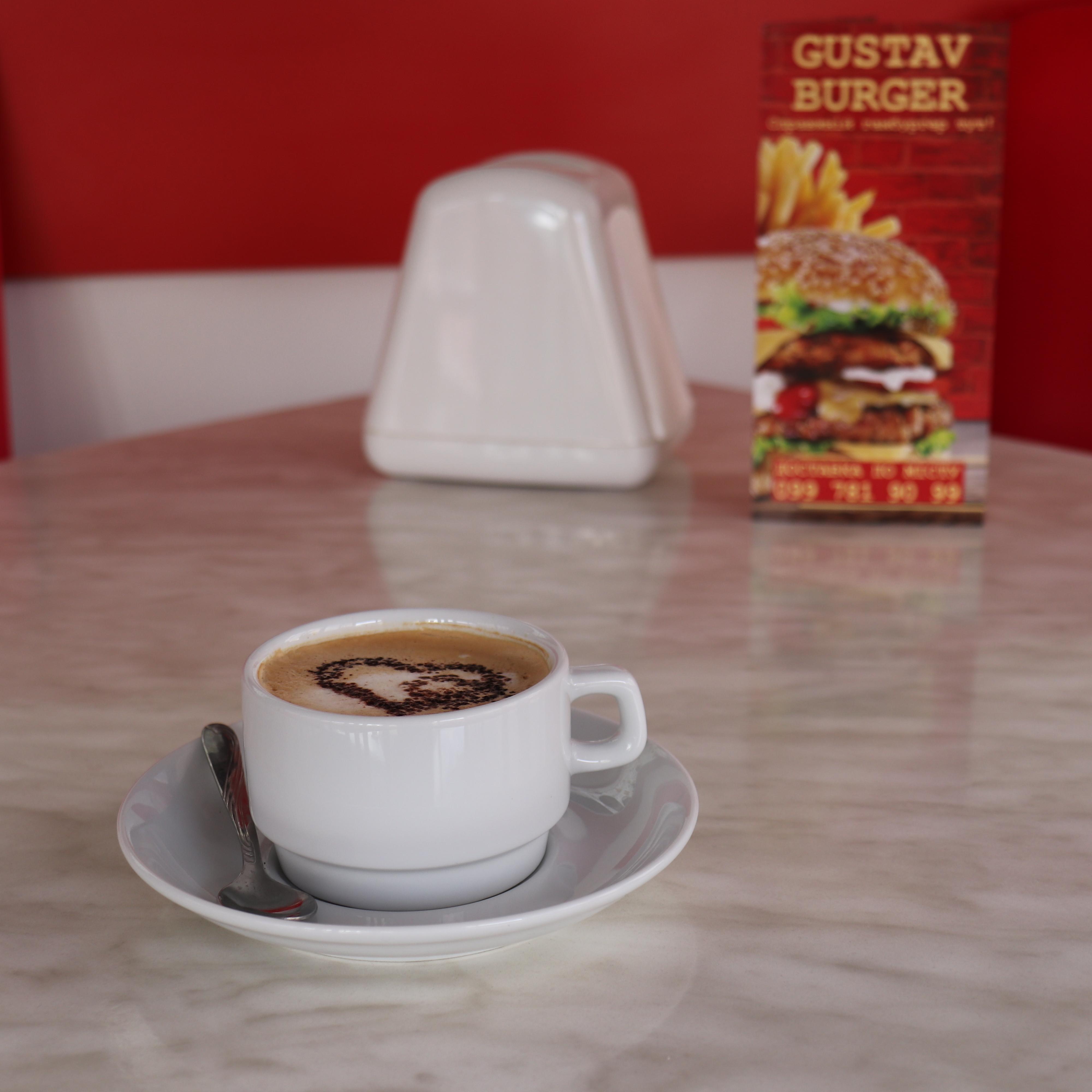 Капучіно без кофеїна