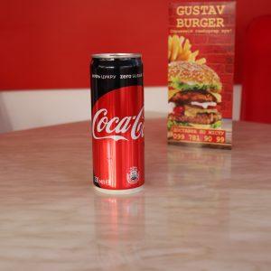 Кока-Кола Зеро, жб. 0,33 л.