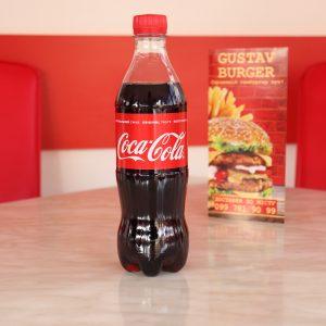 Кока-Кола, бутильована0,5