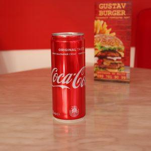 Кока-Кола, жб.0,33 л.