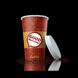 Лате без кофеїну