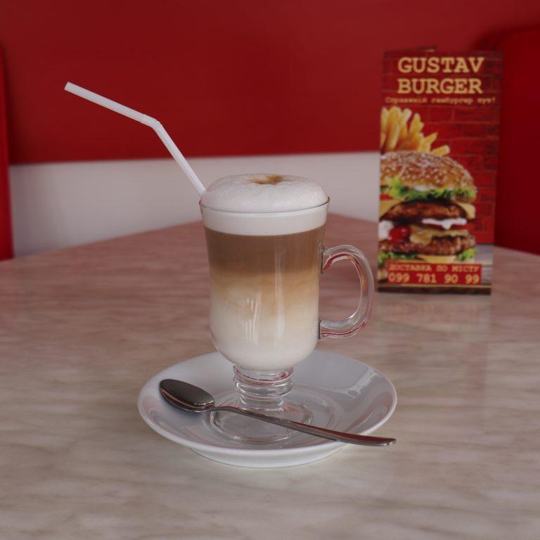 Латте без кофеїна